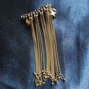 ZARA Long Chain Earring